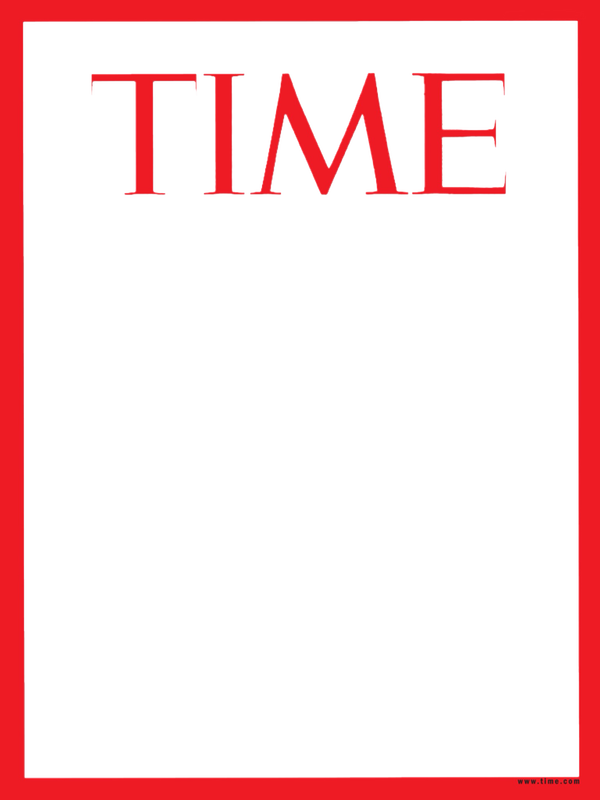 TIME Magazine Cover - Dryden Art