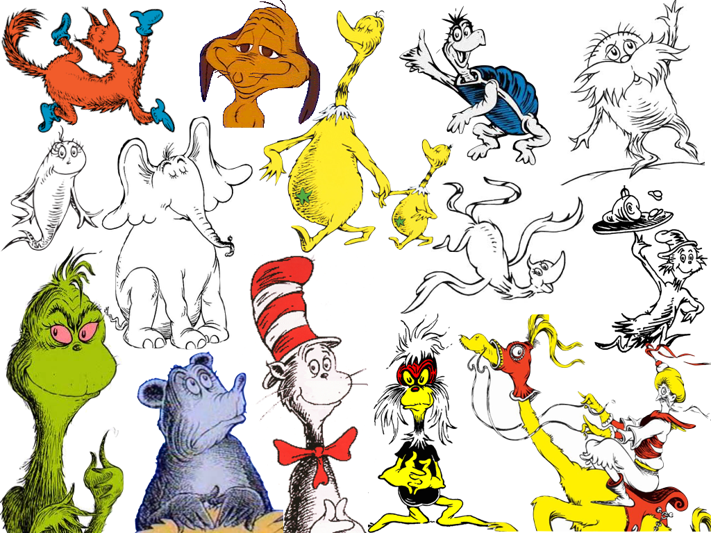 Image Result For Free Dr Suess